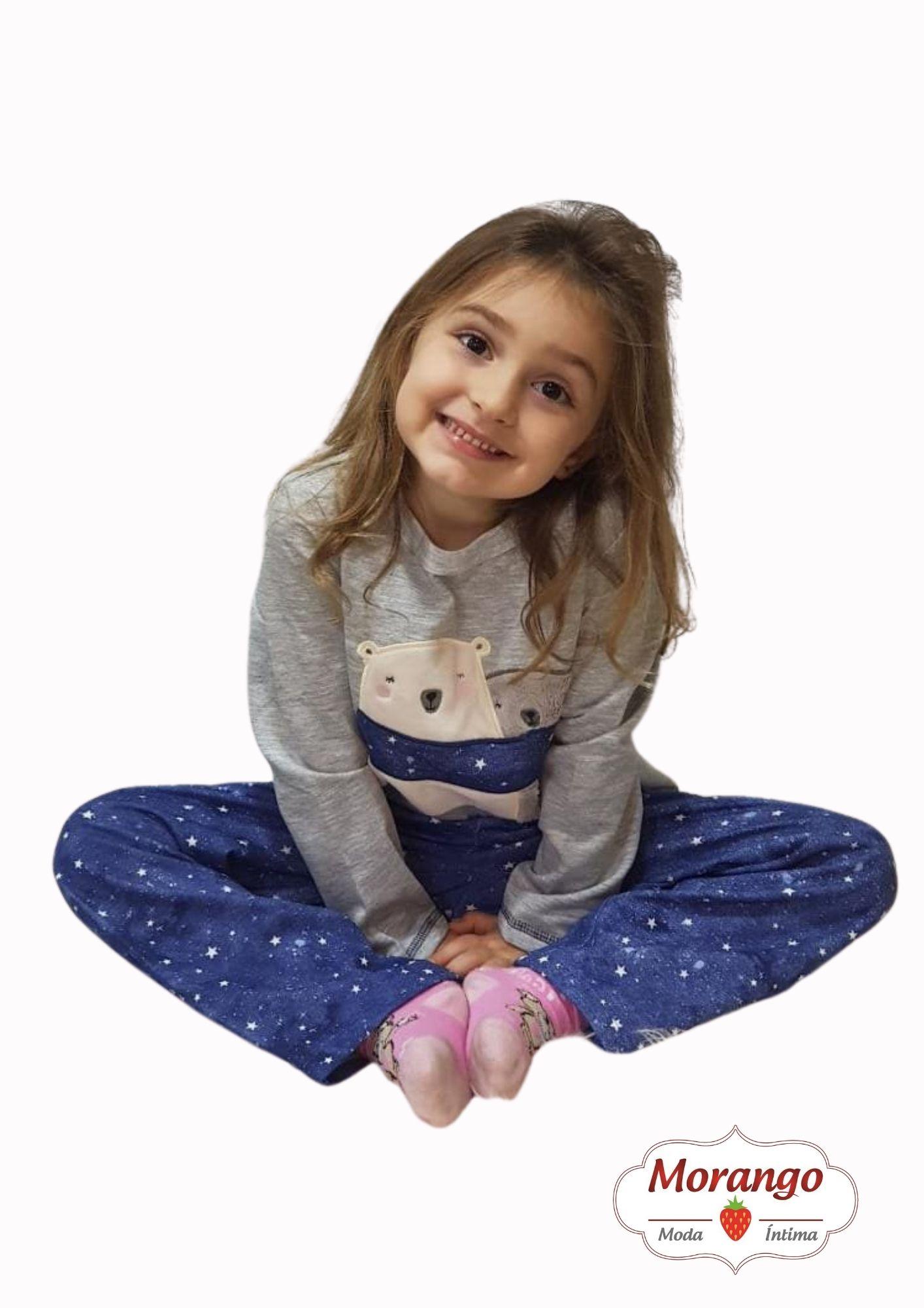 Pijama 9617/9618 Inf/juv Mae E Filha