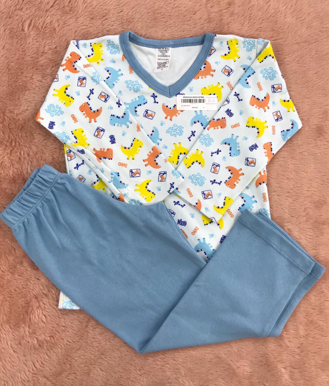 Pijama Infantil 33970 (lily Baby)
