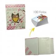 Album De Fotos 100 Fotos 10x15 Rosa