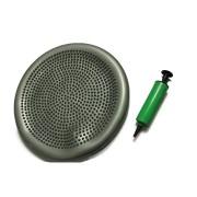 Balance Disc Disco Equilíbrio Inflável C/ Bomba Cinza