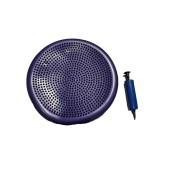 Balance Disc Disco Equilíbrio Inflável C/ Bomba Roxo