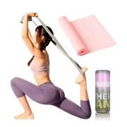 Faixa Elástica Fisio Pilates Yoga Mbfit Rosa