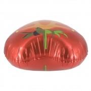 Kit com 05 Balões Metalizado - Morango (46cm)