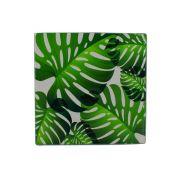 Mini Quadro Decorativo – Folhas Verde