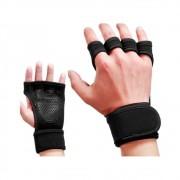 Par De Luvas Para Academia Treino Musculação C/ Ajuste