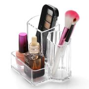 Porta Pincel Porta Batom Organizador Maquiagem