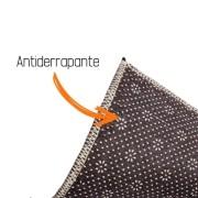 Tapete Infantil Astronauta Sortidos 38x58 Antiderrapante