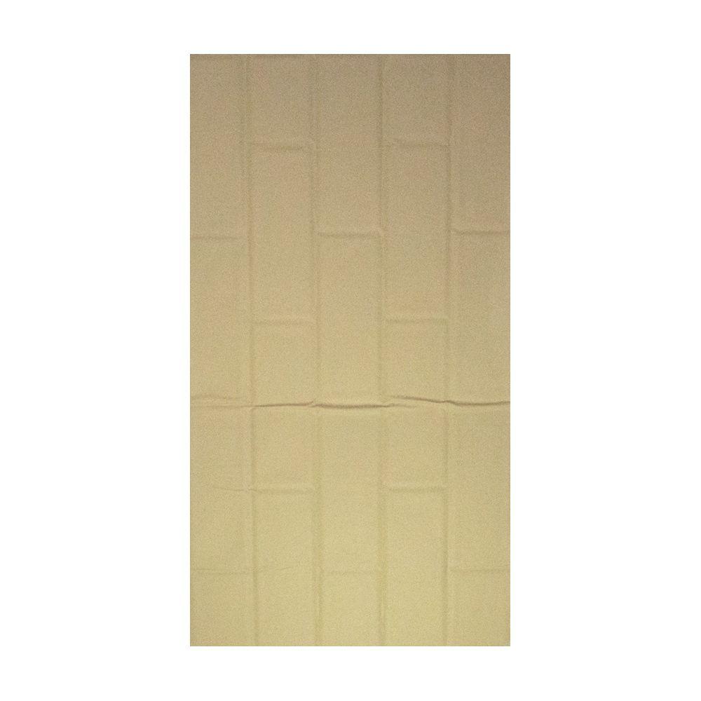 Adesivo Decorativo com Relevo Textura Tijolo Preto 38,5x69cm  - Shop Ud
