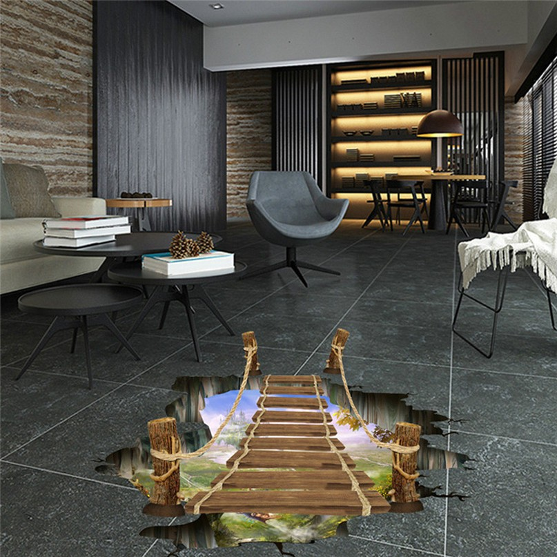 Adesivo Ponte 3D Vinil  - Shop Ud