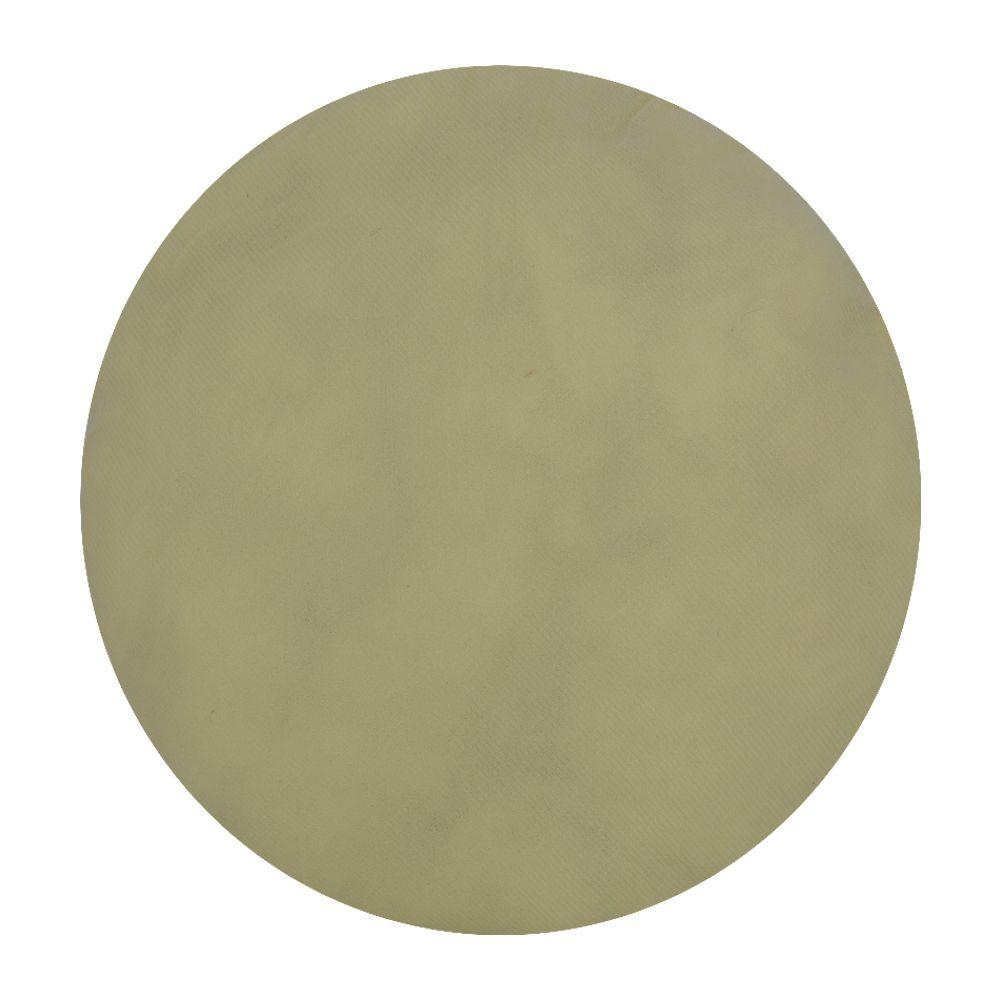 Almofada Decorativa Redonda - 31 cm - Paz  - Shop Ud