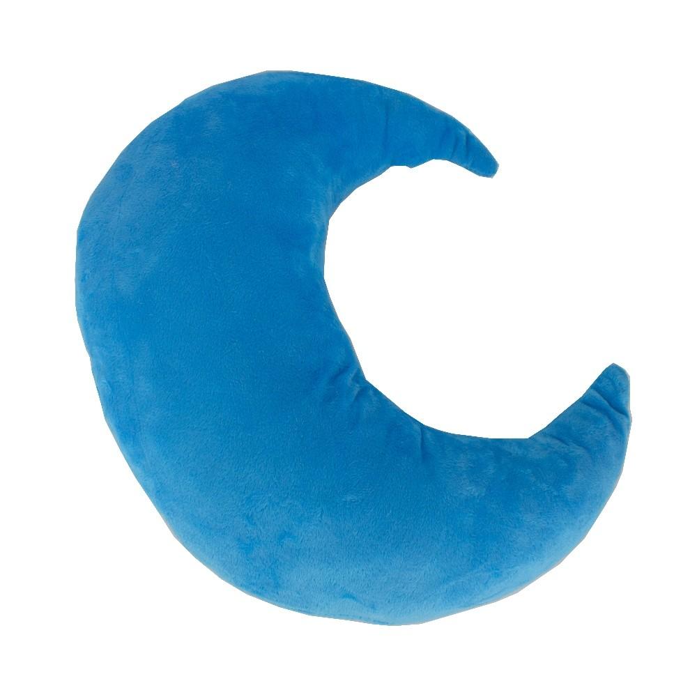 Almofada Lua - Good Night (azul Com Letra Dourada)  - Shop Ud