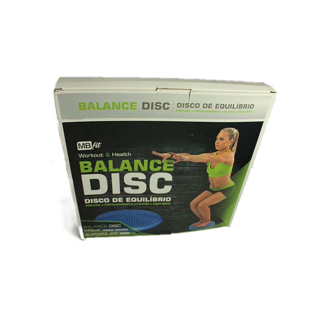 Balance Disc Disco Equilíbrio Inflável C/ Bomba Rosa  - Shop Ud