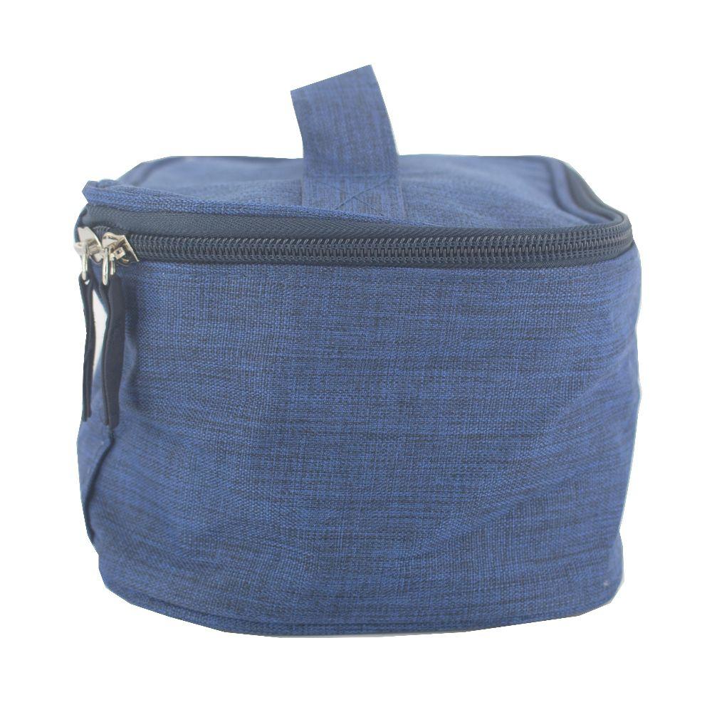 Bolsa Térmica Alimentos Quentes Frio 03 Litros Azul Marinho  - Shop Ud
