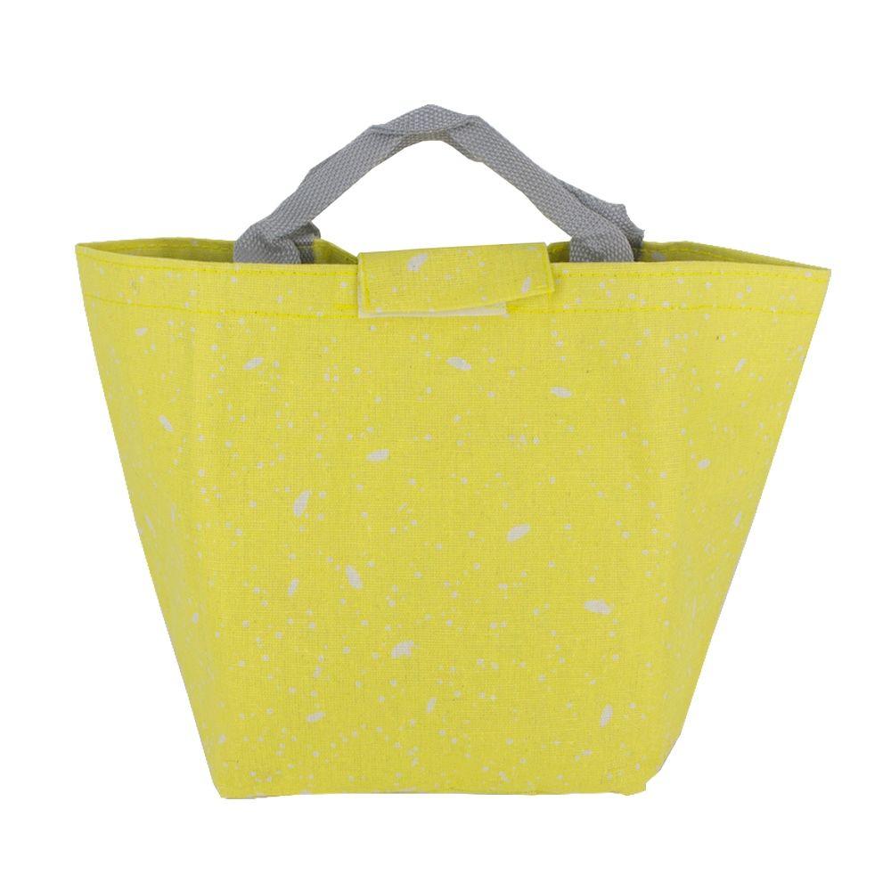 Bolsa térmica em Tecido - Amarela