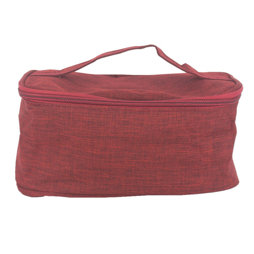 Bolsa Térmica para Alimentos Quentes ou Frio 03 L Vermelha