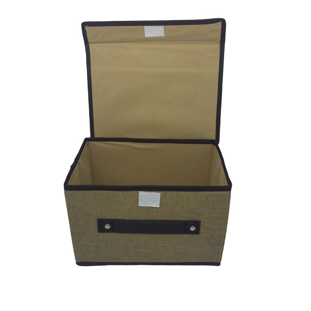 Caixa Organizadora Marfim Multiuso  - Shop Ud