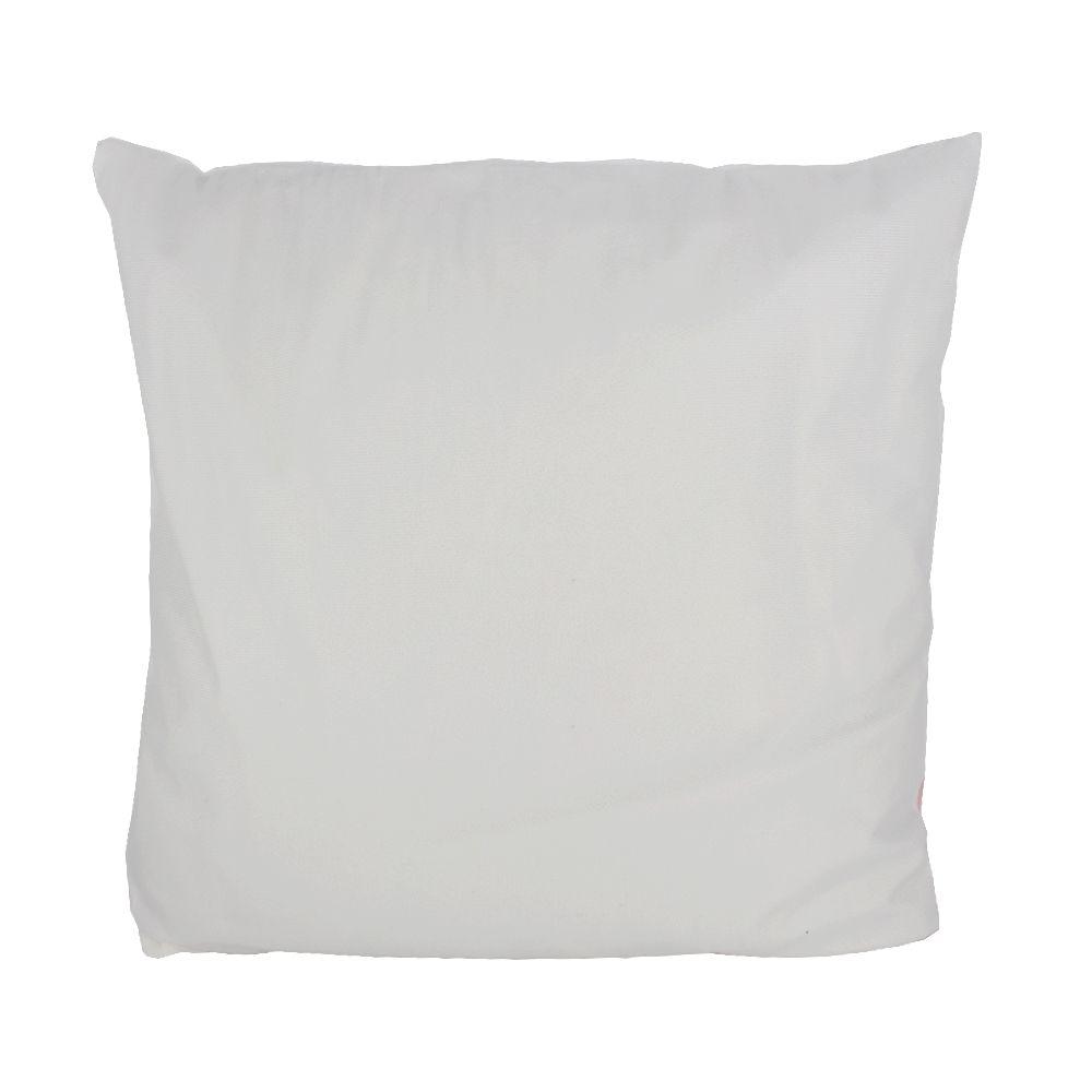Capa para Almofada - 43x43cm - Sweet Life - Rosa e Branco  - Shop Ud