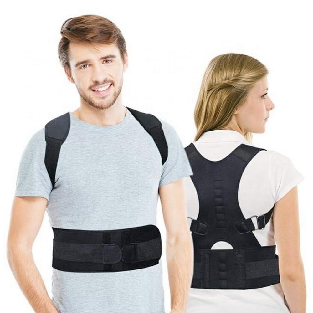 Colete Cinta Corretor De Postura Real Doctors - Tamanho XL  - Shop Ud