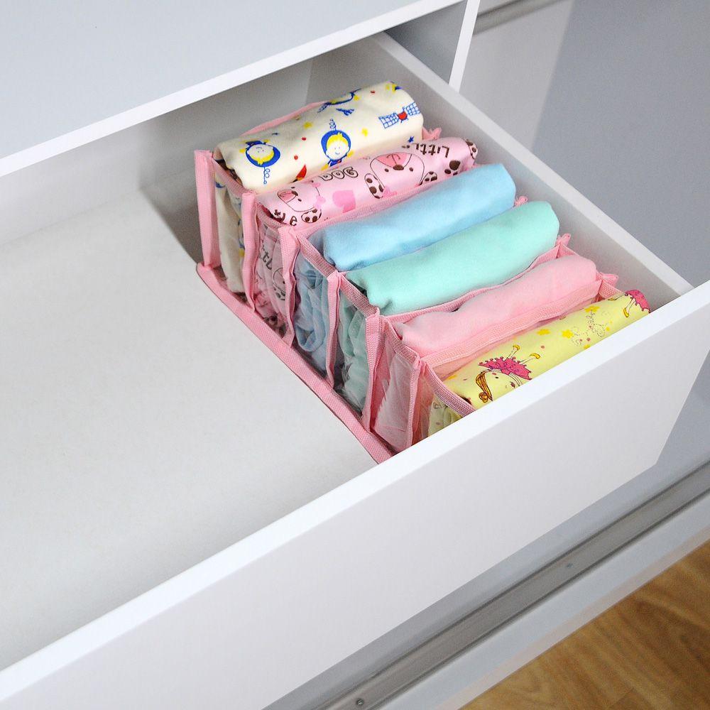 Colmeia Organizadora para Biquinis Sungas Bodys de Bebê Transp Rosa  - Shop Ud
