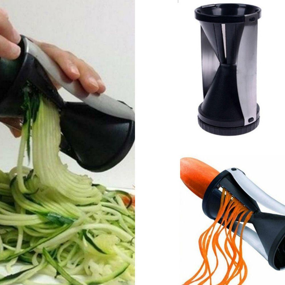 Cortador De Vegetal E Legumes Em Espiral Spiral Slicer  - Shop Ud