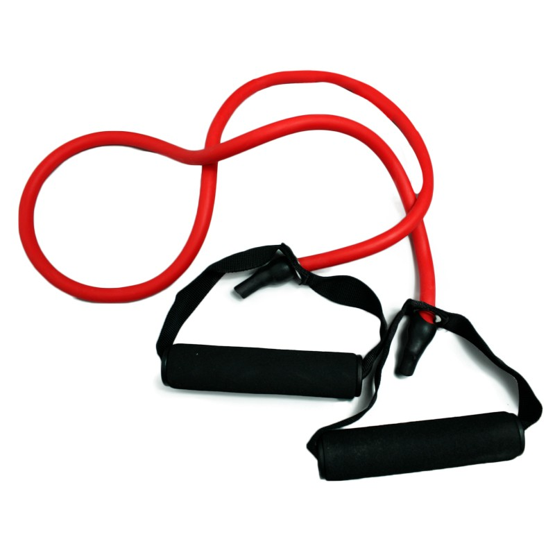 Elástico Tensão Multifuncional Powertube - Vermelho  - Shop Ud