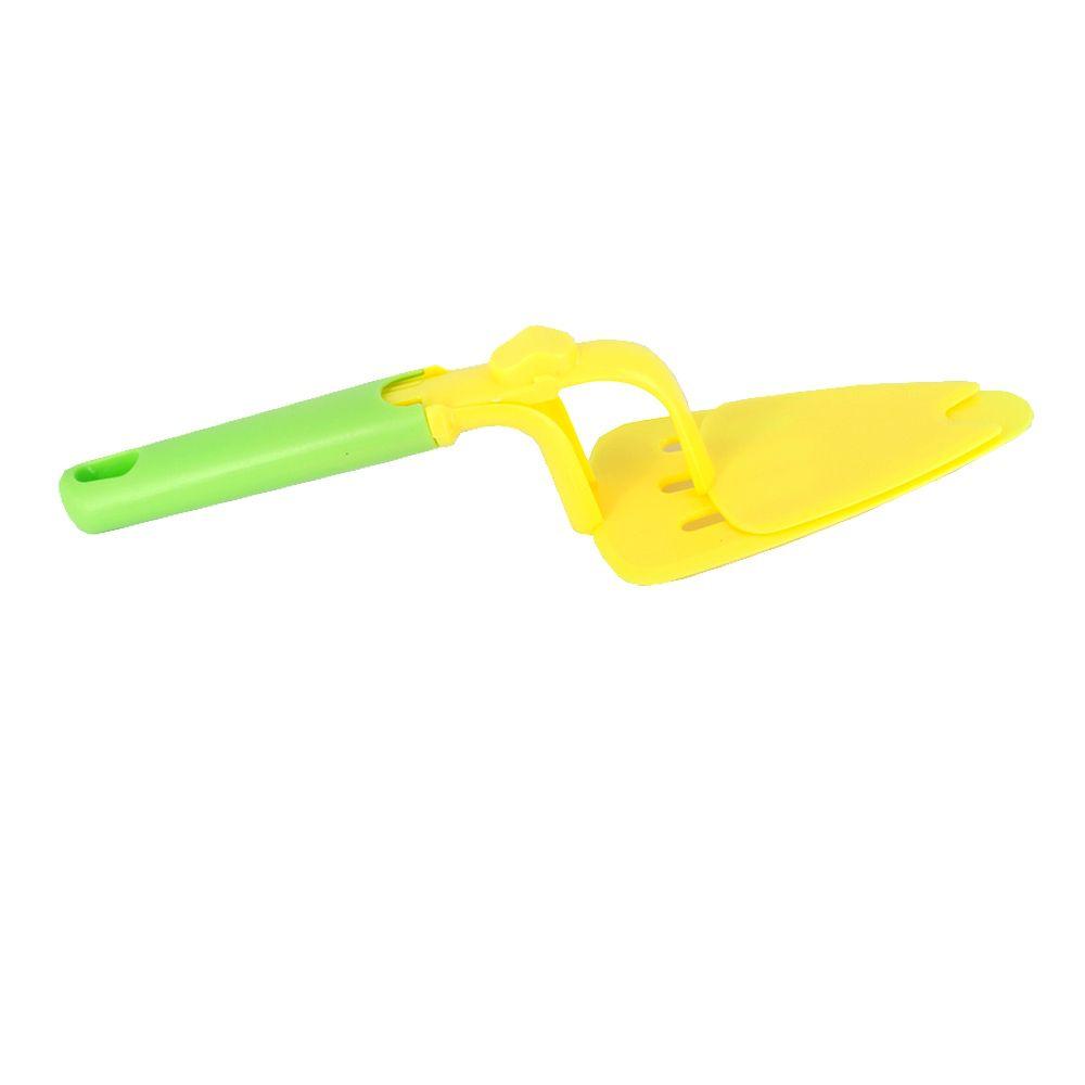 Espátula para Bolos, Tortas, Doces - Amarelo e Verde  - Shop Ud