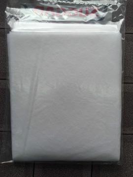 Filtro Branco para Coifa/ Exaustor 80x60cm / para fogão de 4 a 6 bocas- 4 unidades  - Shop Ud