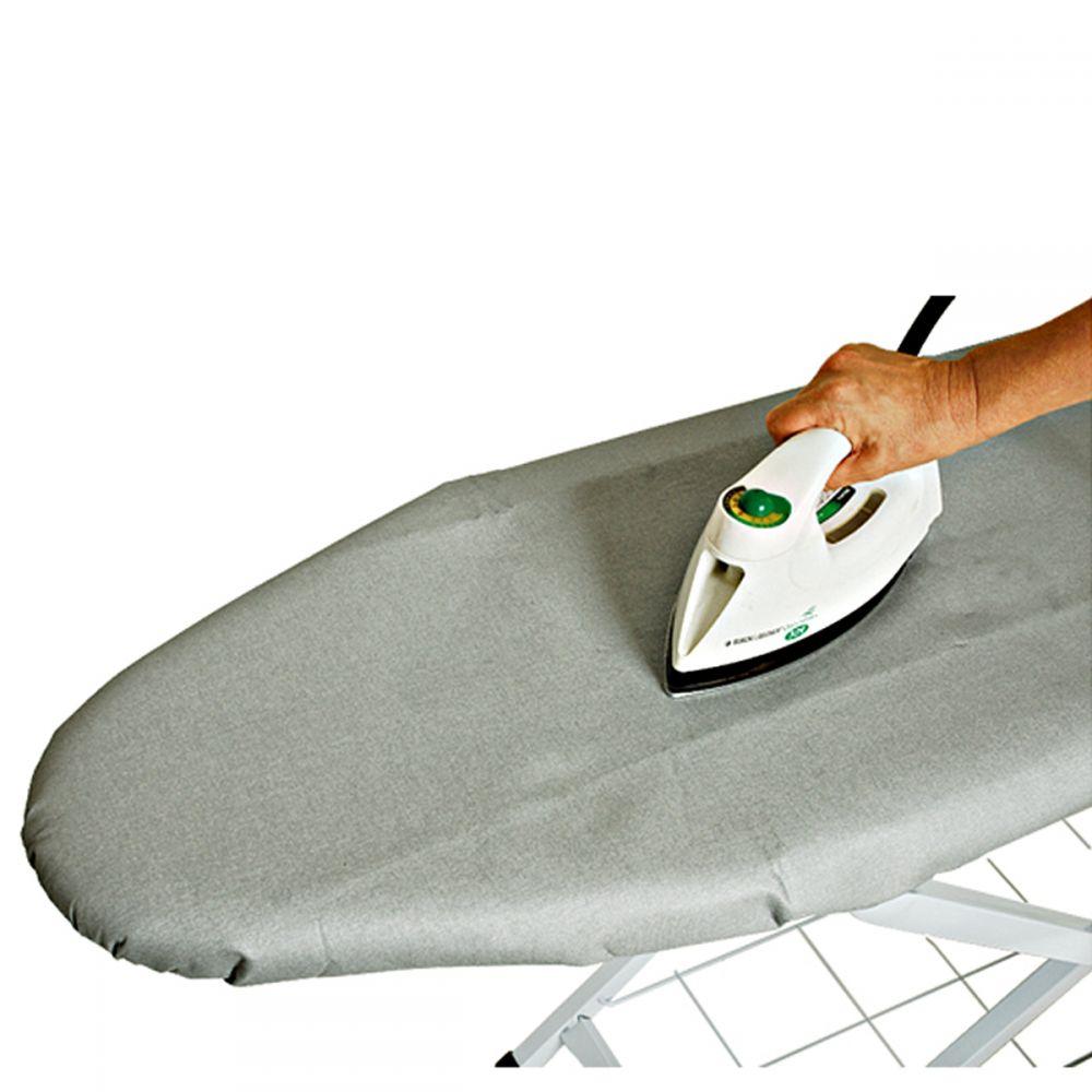 Forro Térmico para Tábua de Passar Roupas, Almofadado Micro Perfurado 1,20 m x 45cm