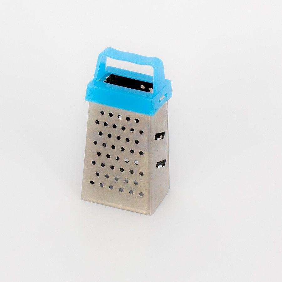 Kit 06 Utensílios de Cozinha - Azul  - Shop Ud