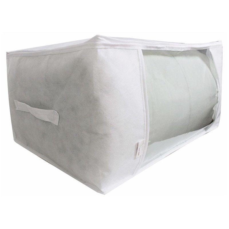 Kit 10 Organizador Multiuso Branco M- 60x45x30cm  - Shop Ud