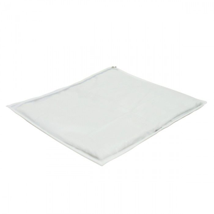 Kit com 10 Organizador para Lençol Branco  - Shop Ud