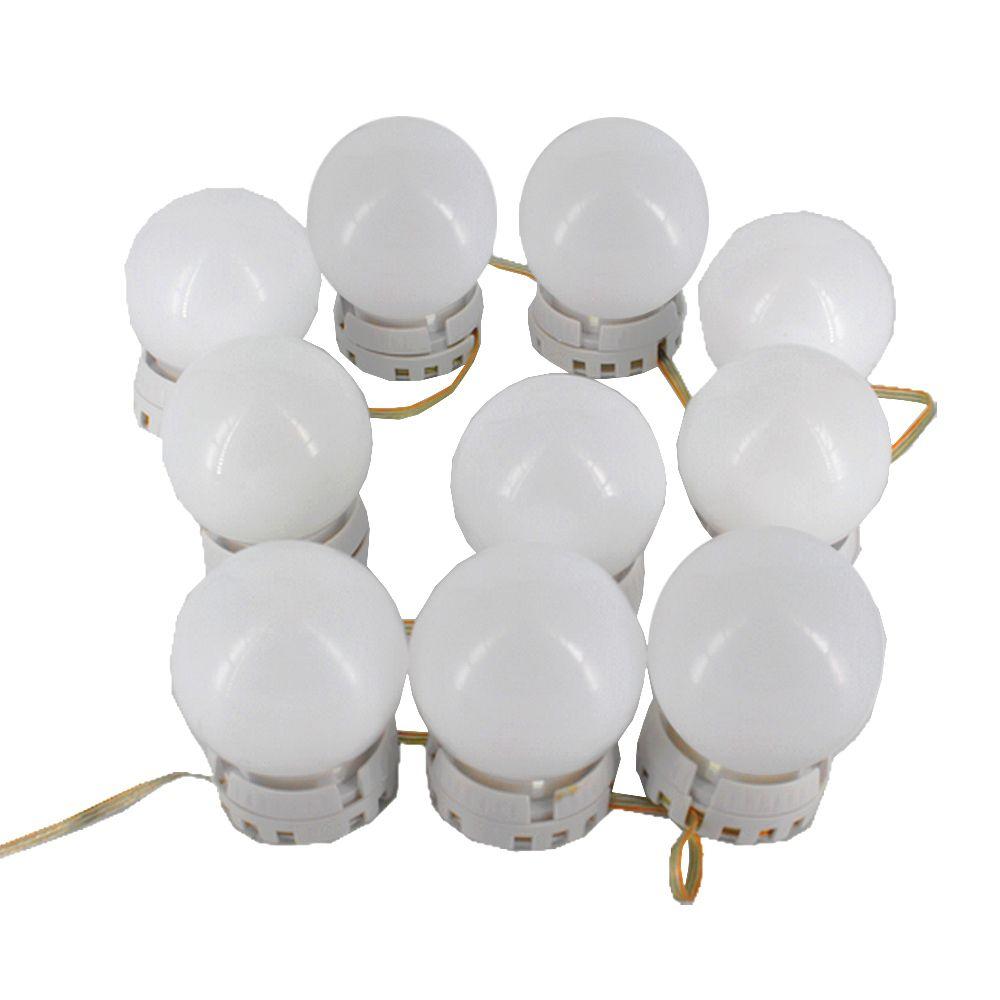 Kit Luz Camarim 10 Lâmpadas Led Auto-colantes com cabo USB  - Shop Ud