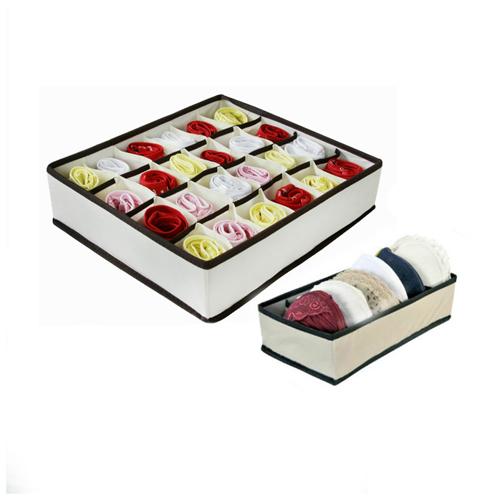 Kit Organizador de Gavetas (calcinha e sutiã) -2 peças