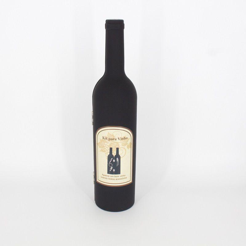 Kit para Vinho 05 peças