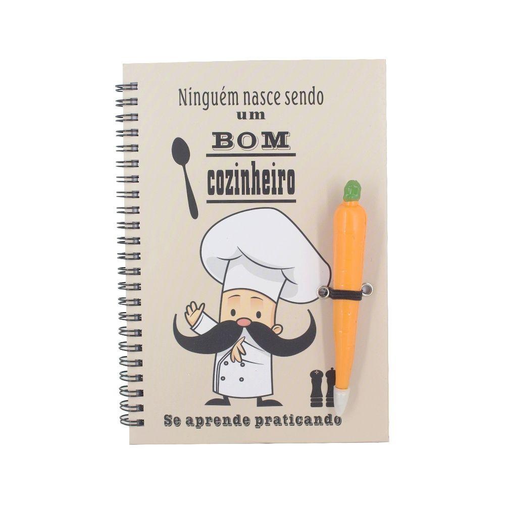 Livro Receitas Caneta Cenoura Ninguém Nasce Sabendo Ser ...