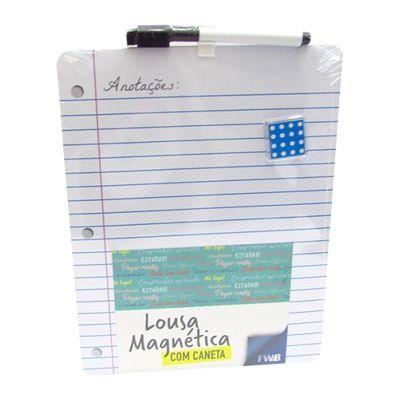 Lousa Magnética Planejamento Anotações Com Imã E Caneta  - Shop Ud
