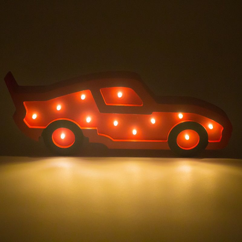 Luminária Carro LED MDF  - Shop Ud