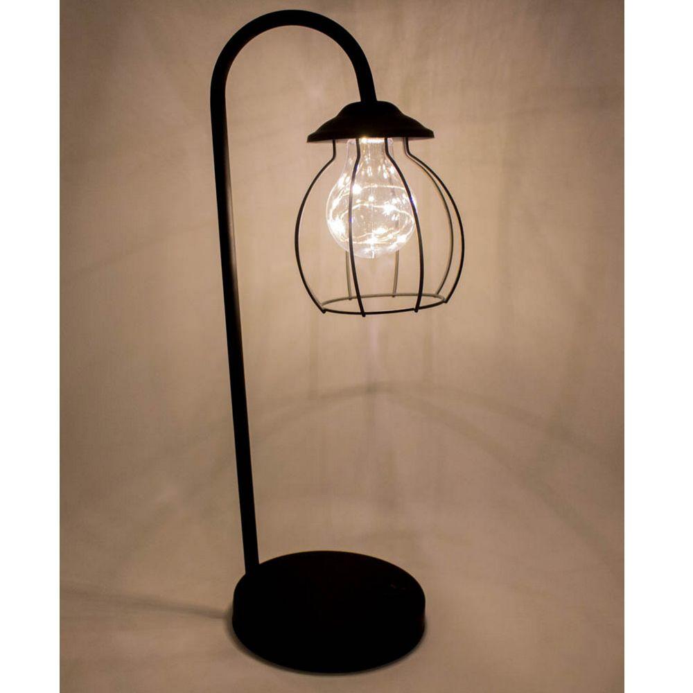 Luminária Decorativa de Mesa - Redonda  - Shop Ud