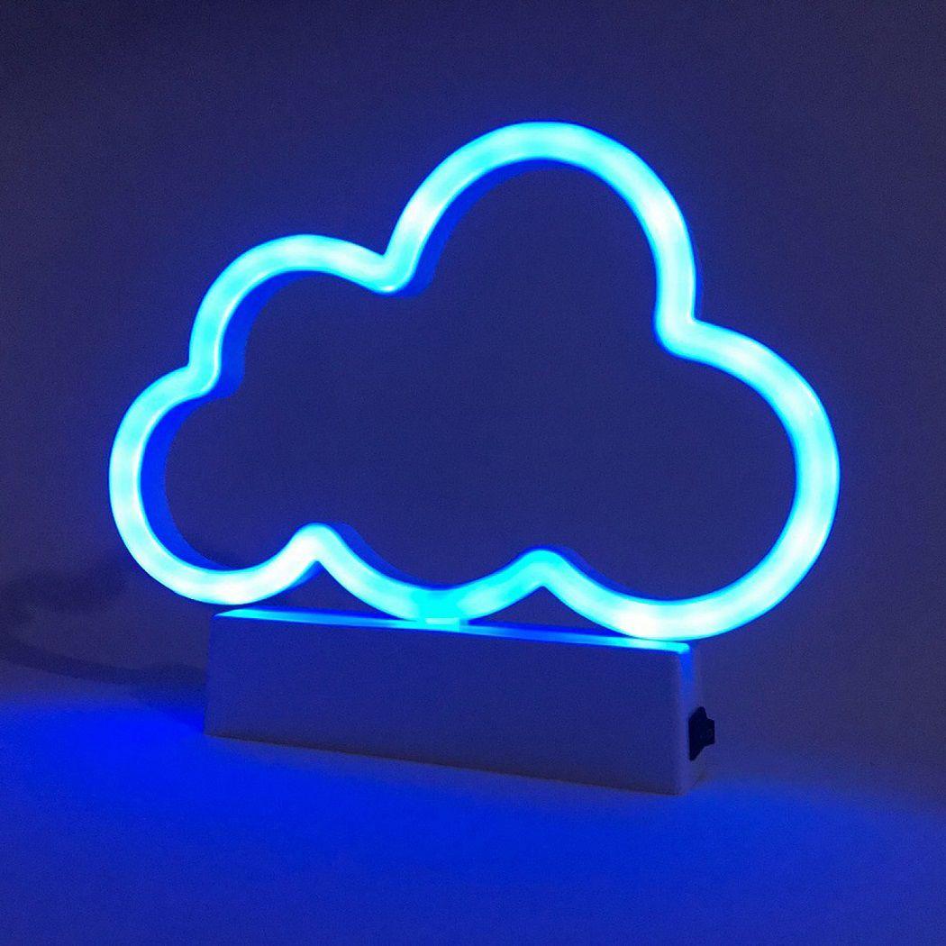 Luminária Nuvem Neon Led  - Shop Ud