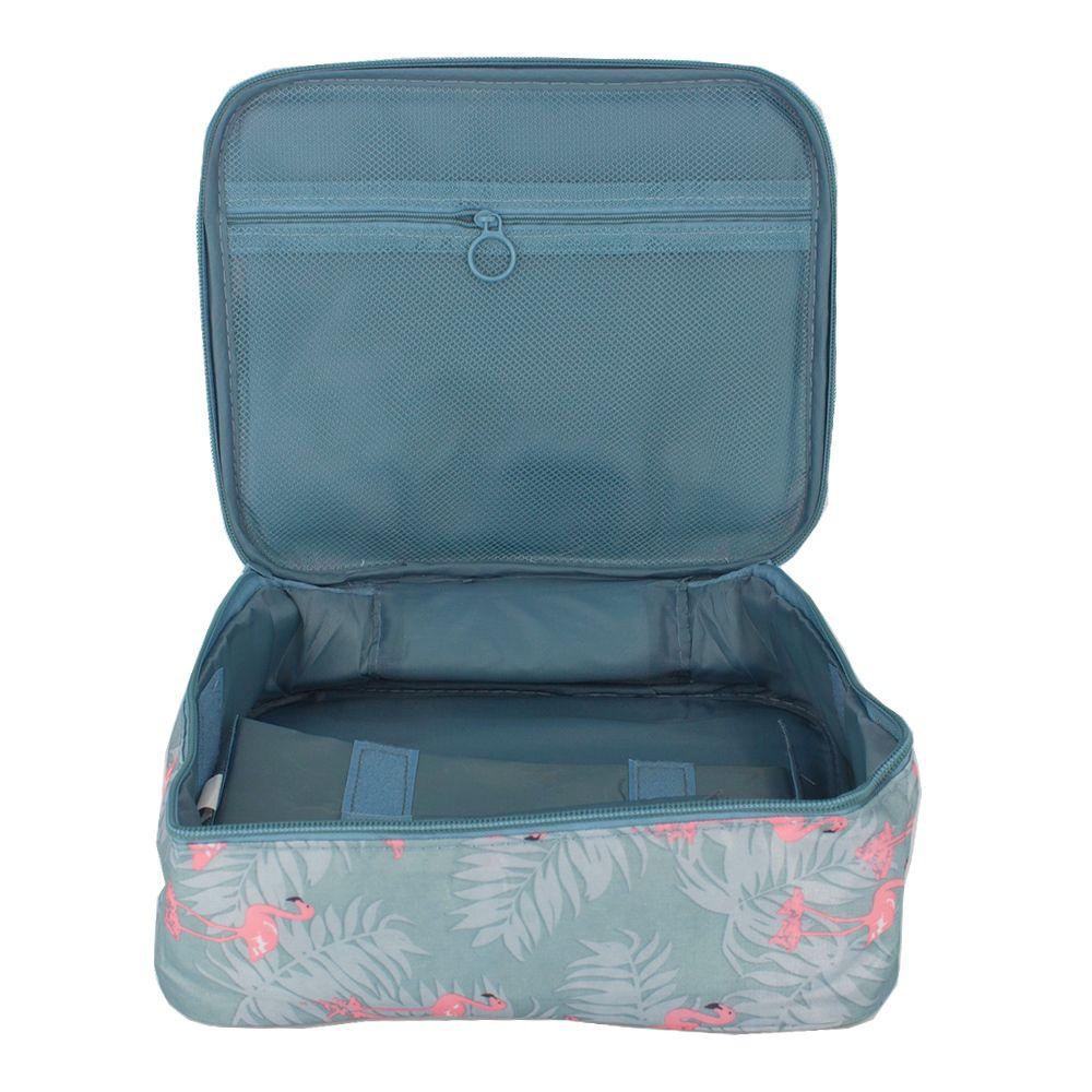 Necessaire de Mão para Viagem - Flamingo  - Shop Ud