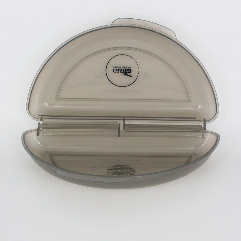 Omeleteira Para Microondas Cinza  - Shop Ud