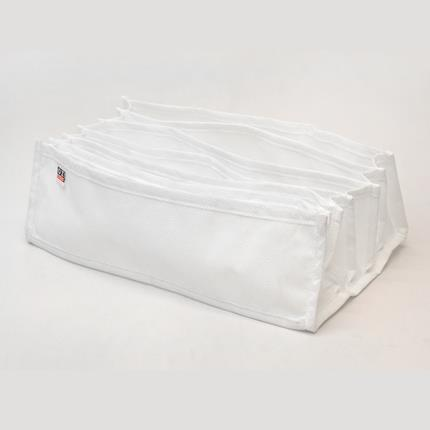 Colmeia Organizadora VB Home para Sutiã Bojo TNT Branco  - Shop Ud