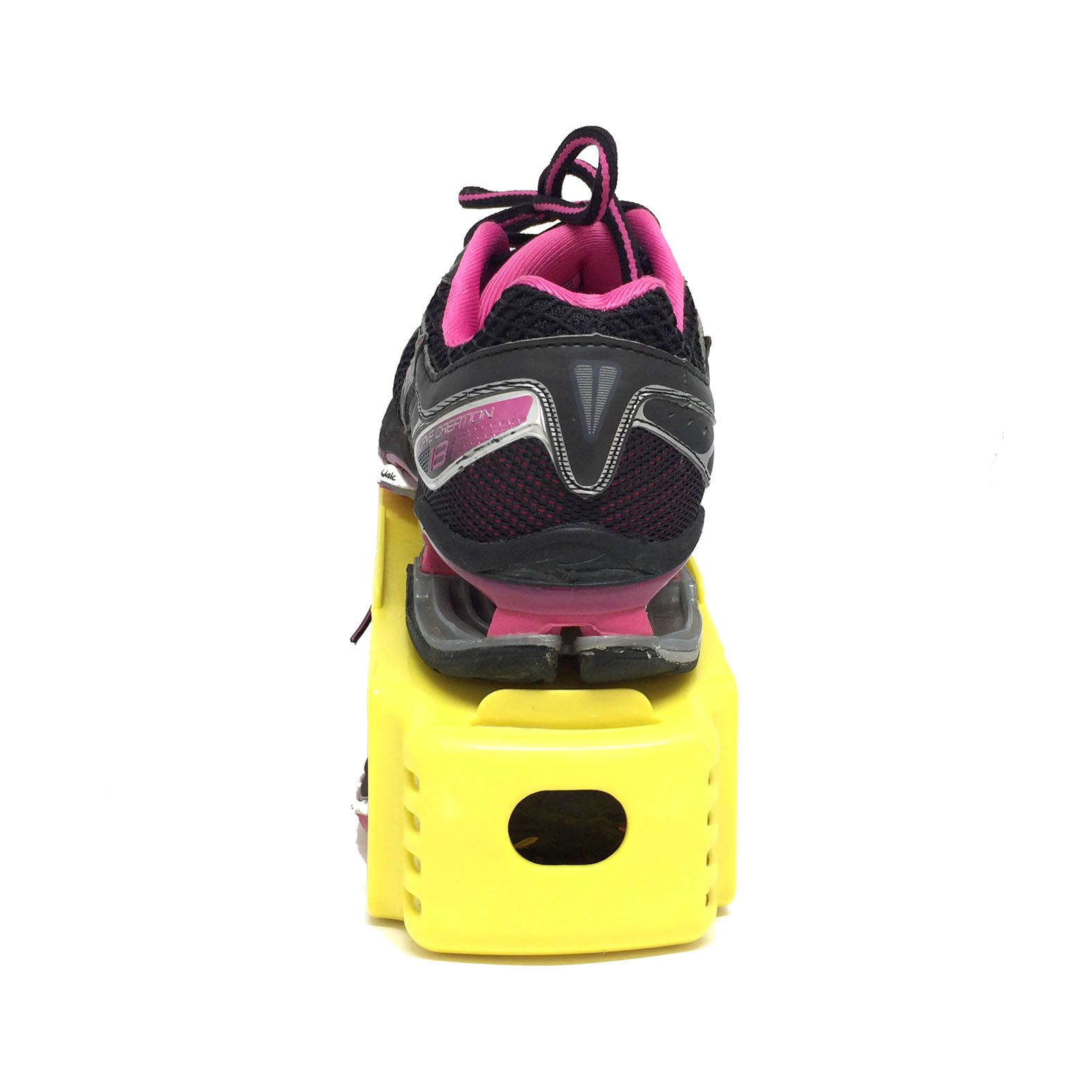 Organizador de Sapato Rack com 20 unidades Amarelo  - Shop Ud