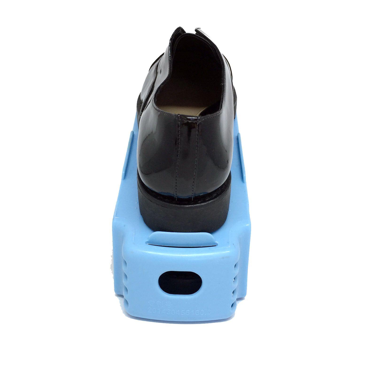 Organizador de Sapato Rack com 20 unidades Azul  - Shop Ud