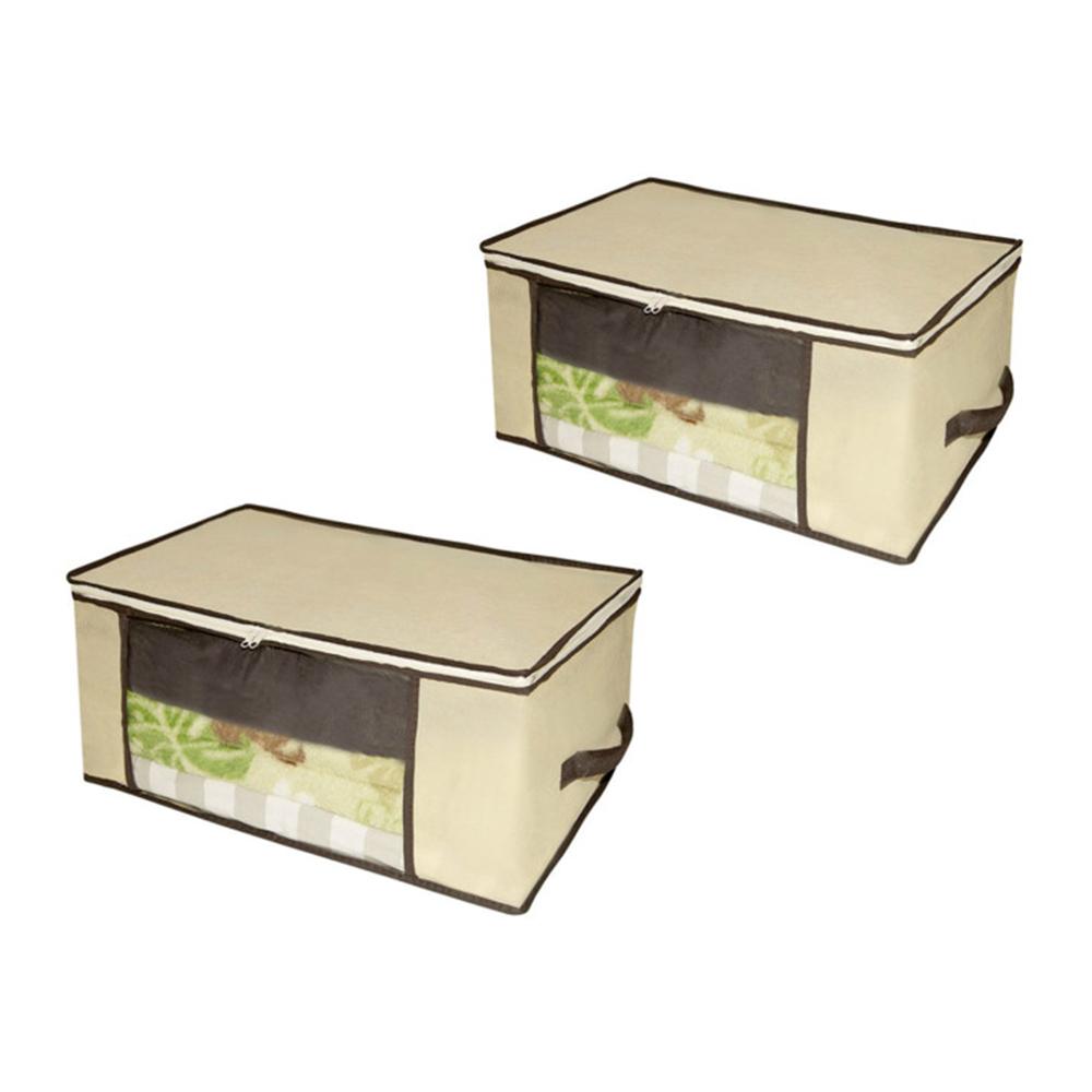 Organizador Multiuso 45x45x20cm (P)- 2 peças