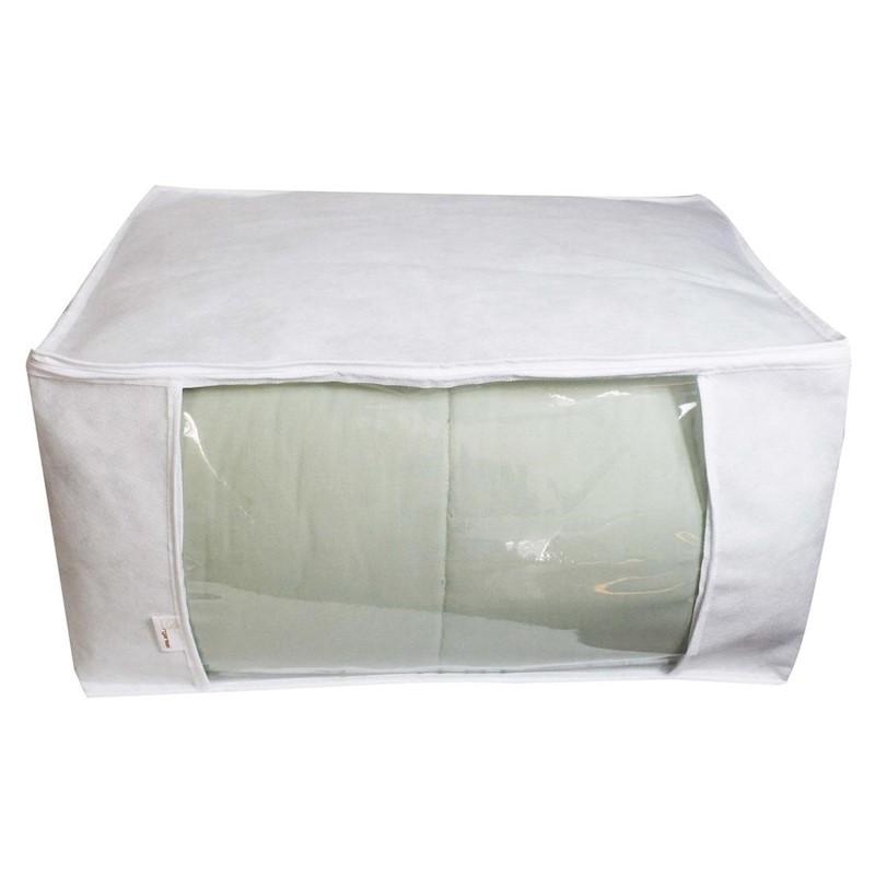 Organizador Multiuso Branco M- 60x45x30cm- 4 unidades  - Shop Ud