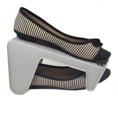 Organizador Rack Sapato cinza