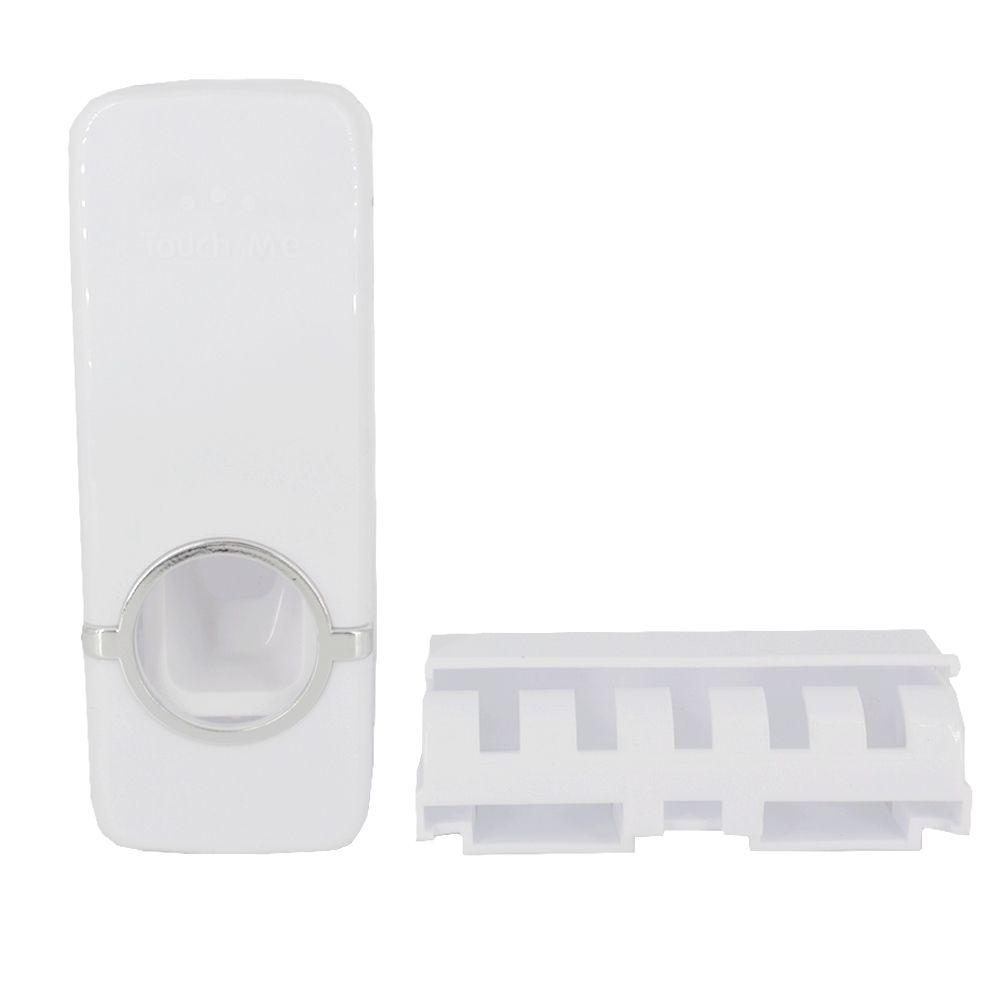 Porta Pasta Dente Com Suporte Proteção Para as Escovas  - Shop Ud
