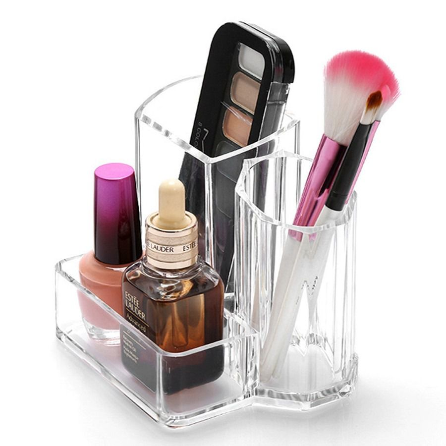 Porta Pincel Porta Batom Organizador Maquiagem  - Shop Ud