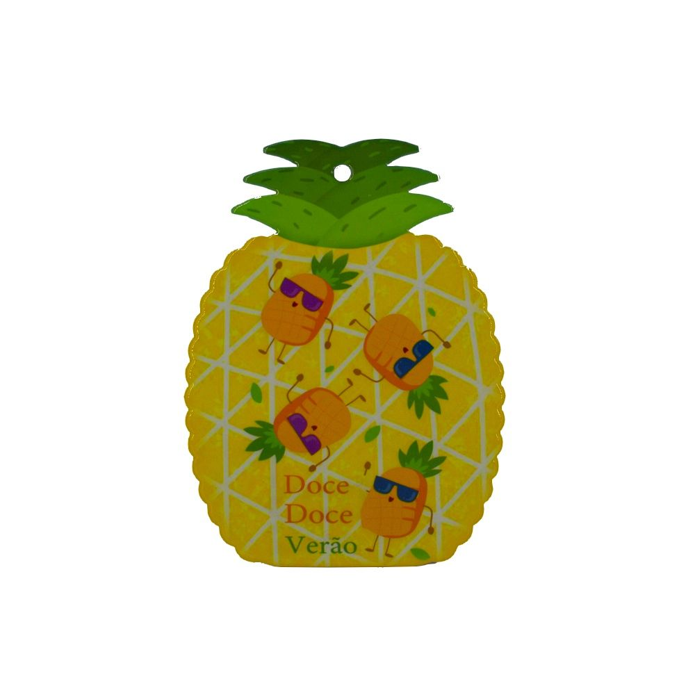 Quadro Decorativo – Abacaxi (Doce,Doce Verao)  - Shop Ud